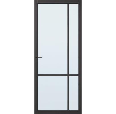 Lincoln zwart blank glas
