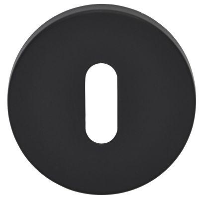 Sleutelrozet Elburg zwart