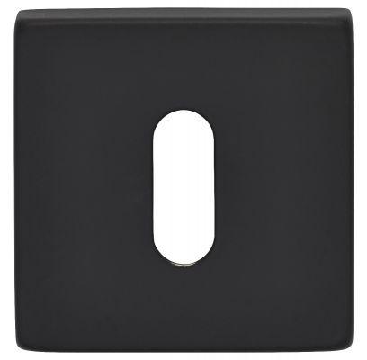 Sleutelrozet Zutphen zwart