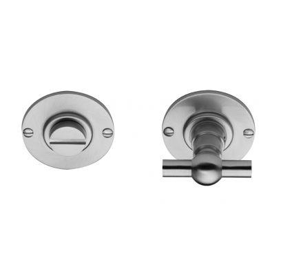 Toiletgarnituur Alkmaar geborsteld nikkel