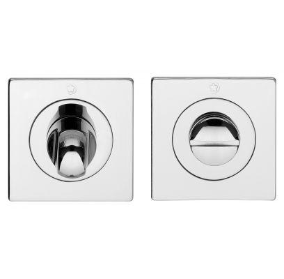Toiletgarnituur Ultra slim vierkant